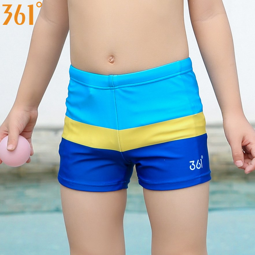 Boys White Swimming Shorts Ages 7 or 8 Years New Trunks Swimwear