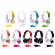 Çocuklar için en iyi hediye EP16 yüksek kaliteli stereo bas kulaklıklar müzik kulaklık kulaklık için mikrofon ile iphone xiaomi