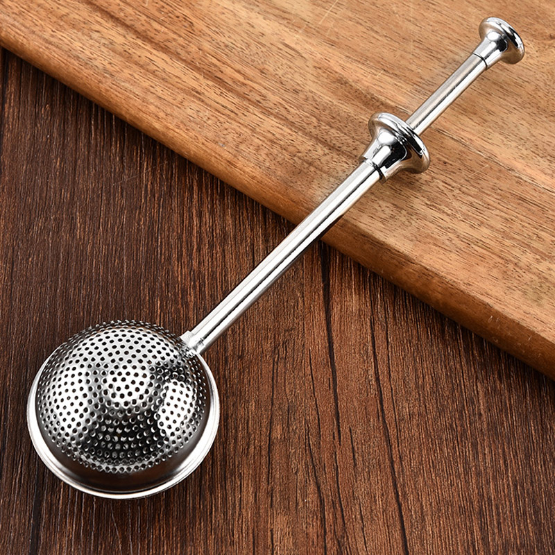 Mesh Tea Strainer Stainless Steel Tea Infuser 2