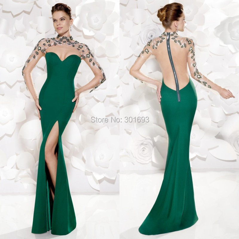 Emerald Prom Dresses 2015 - Missy Dress