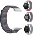 20  22  26 мм  нейлоновый ремешок для часов  легкий  быстрый  подходит для Garmin Fenix 6X 5X Plus Fenix 3 3HR  спуск MK1 Fenix 6 5 Plus  ремень для движения