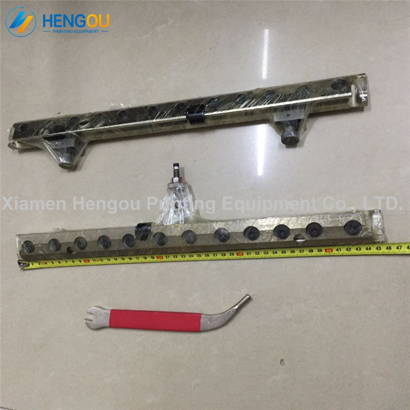 1 Pair High Quality Heidelberg GTO 46 Quick Action Plate Clamp Heidelberg GTO46 Printing Machine Parts