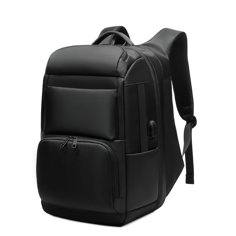 Abay 2019 nouveau style voyage sac à dos hommes Usb charge sécurité sac à dos étanche lavage sac Anti-Vibration ordinateur sac