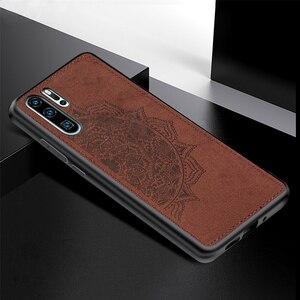 Тканевый чехол для телефона на huawei P30 Pro P 30 Y7 Pro Y6 Prime 2019 Honor 10 20 лайт 10i 8A Y5 2018 Y 7 6 5 противоударный силиконовый чехол