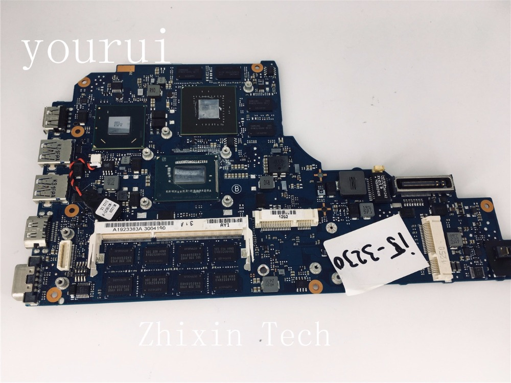 yourui For Sony Vaio MBX-262 <font><b>Laptop</b></font> Motherboard with <font><b>i5</b></font>-<font><b>3230m</b></font> CPU A1923383A 1P-0128204-A011 Test ok 100% original image