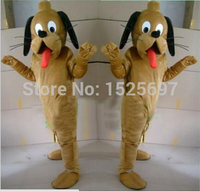 2015 free shipping Brand new Hey hey Dog Mascot costume Adult Size!