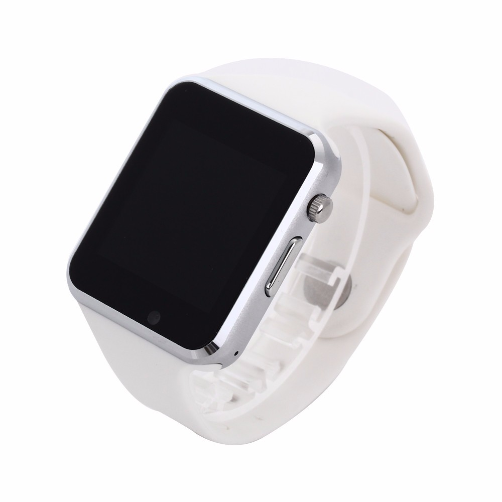 YUNSONG A1 Smart watch Bluetooth Wristwatch for Apple iPhone IOS Android Phone I