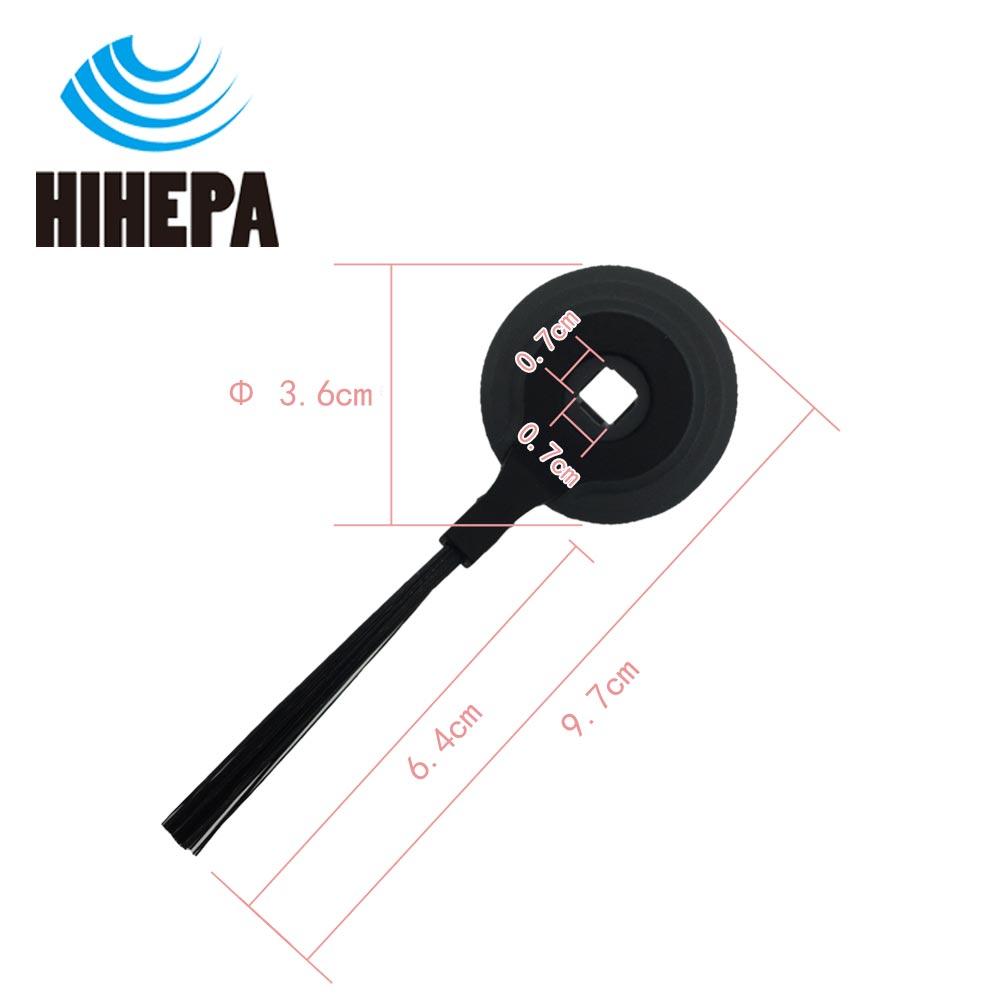 Side Brushes /& HEPA Filter for Shark ION Robot RV700/_N//720/_N//750/_N RV850//851WV