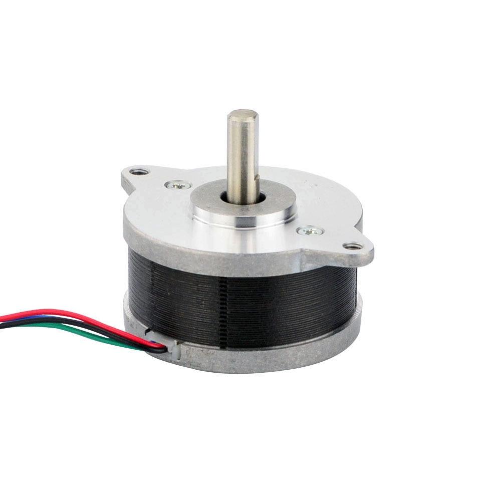 0.9de Round Nema 14 Stepper Motor 4-lead 0.65A 12Ncm(17oz.in) 36x20mm for DIY CNC 3D Printer0.9de Round Nema 14 Stepper Motor 4-lead 0.65A 12Ncm(17oz.in) 36x20mm for DIY CNC 3D Printer