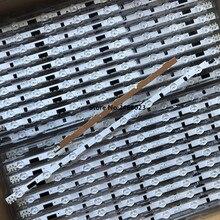 New100 ٪ 14 قطعة (7R + 7L) UA40F5000ARXXR UA40F6300AJXXR LED قطاع ل سام سونغ 2013SVS40F L8 L5 D2GE 400SCA R3 D2GE 400SCB R3
