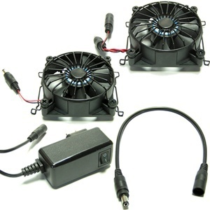 Cooling Fans System Combo for LED Fixture