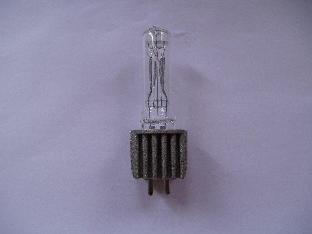 Free shipping HPL 750W Watt GX9.5 230V Stage Lamp Light Bulb Halogen jcd 100v 650w cl projection halogen lamp 100v650w enlarger photo photographic bulb free shipping
