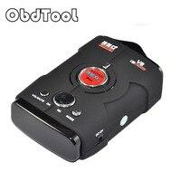 Car Radar Detector V8 360 Degree English Voice Warning Laser Alarm 16 Band LED Display Tools