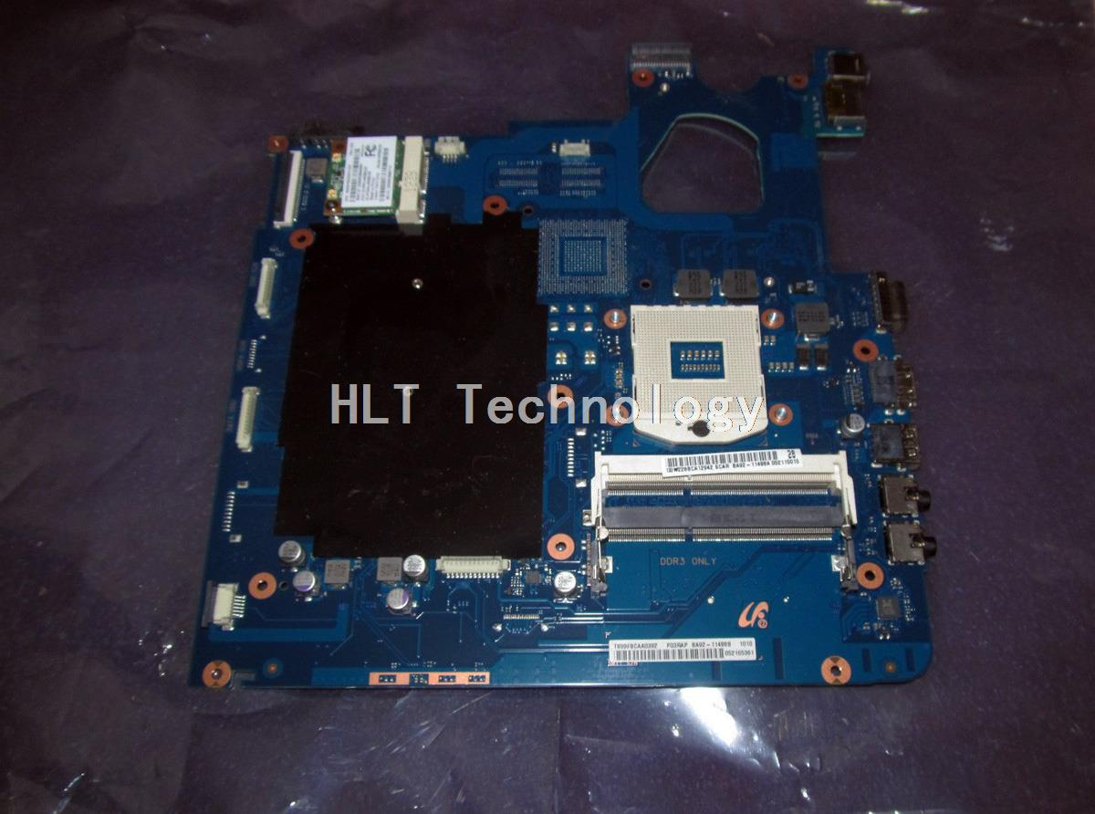 HOLYTIME For SAMSUNG NP300E5C NP300E5X Laptop Motherboard SCALA3 15 17CRV HM70 DDR3 BA92 11488A integrated graphics