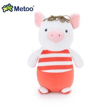 Плюшевая свинка Metoo 6