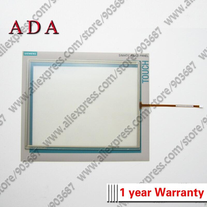 "NEW Siemens MP370 12.1/"" 6AV6545-0DA10-0AX0 Touch Screen Glass Protective Film"