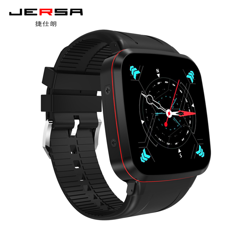 Smart Watch Sports Watch Jersa N8 Waterproof GPS Android 8GB 3G WIFI Camera HD500W Bluetooth Music SIM Pedometer Phone