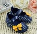 2016 высокое качество детская обувь новорожденных девочек мальчиков малыша обувь дети сначала ходунки принцесса девушки prewalker