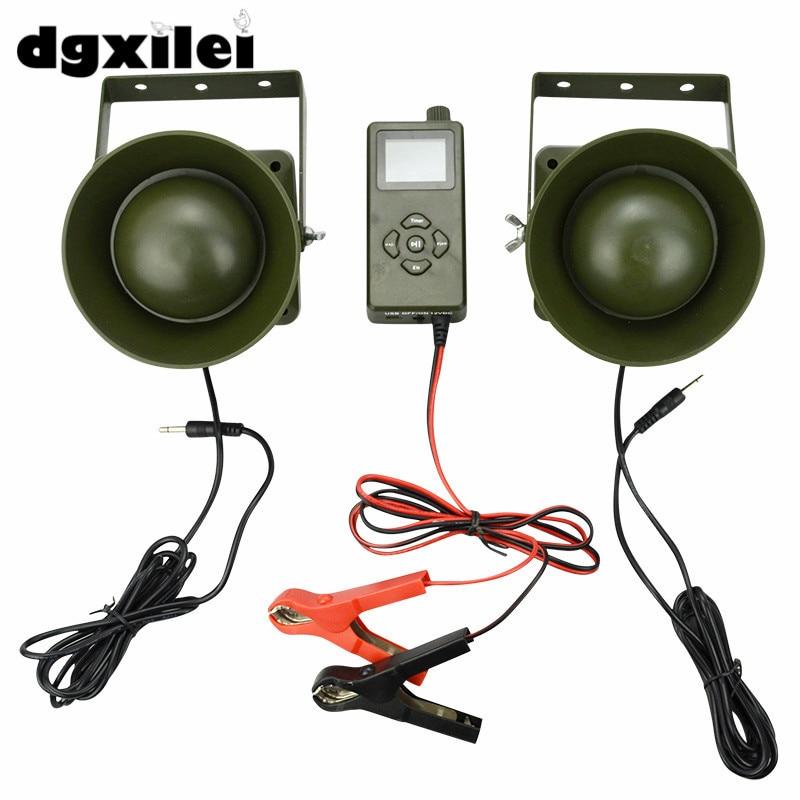 Hunting Electronics Decoy MP3 Bird Caller Hunting Decoy With Bird Sound Loud Speaker Amplifier