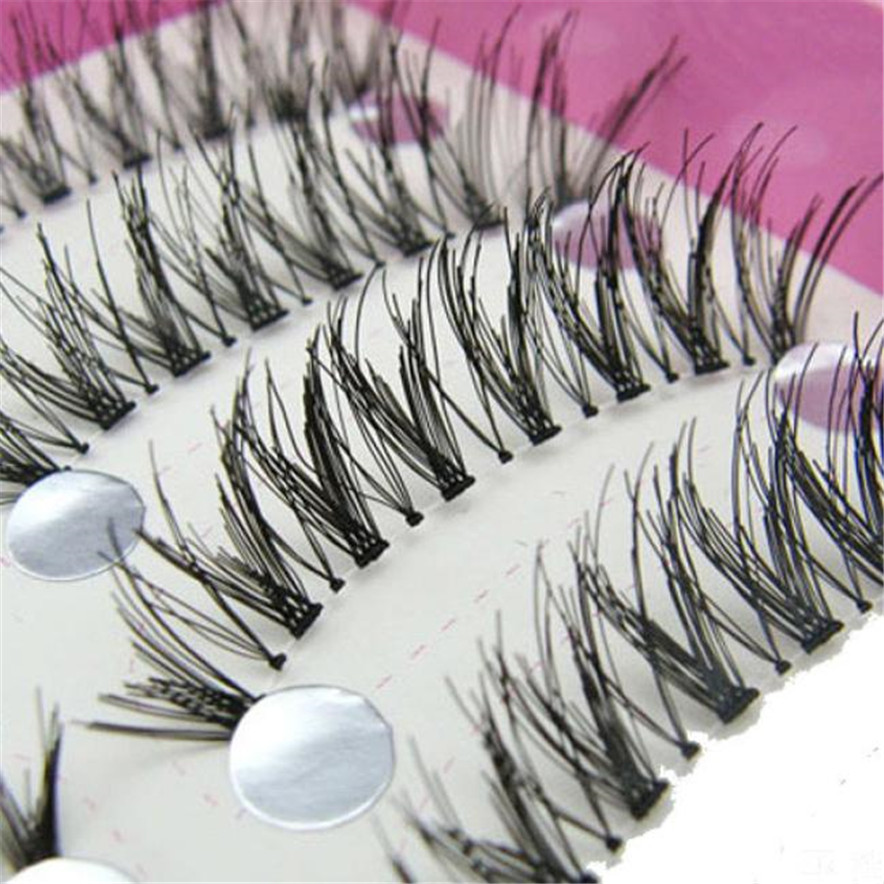 OutTop best seller New Japanese Style Black 10 Pairs High-quality Eyelashes #30