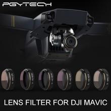 PGYTECH Lens Filters G-UV ND4 8 16 32 CPL HD Filter gimbal parts for DJI MAVIC Pro Drone