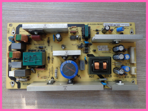 Free Shipping>Original 100% Tested Working L37E9BE  power supply board 40-PL3235-PWC1XG three month warranty free shipping 100% tested working v193w ilpi 077 v193w high voltage power supply board plate 492031400100r