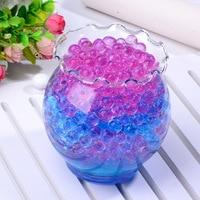 12000Pcs Hydrogel Balls Growing Water Balls Beads Crystal Gel Water Pearls Aqua Jelly Bead Grow Water