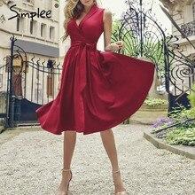 Rode Linnen Jurk.Red Linen Dress Koop Goedkope Red Linen Dress Loten Van Chinese Red