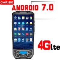CARIBE КПК, сканер штрих кодов Android GSM фиксированной Беспроводной терминала Active UHF RFID