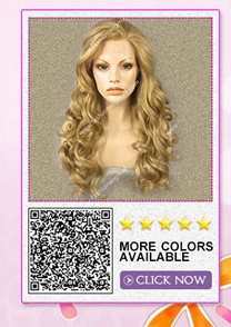 synthetic lace front wig 6