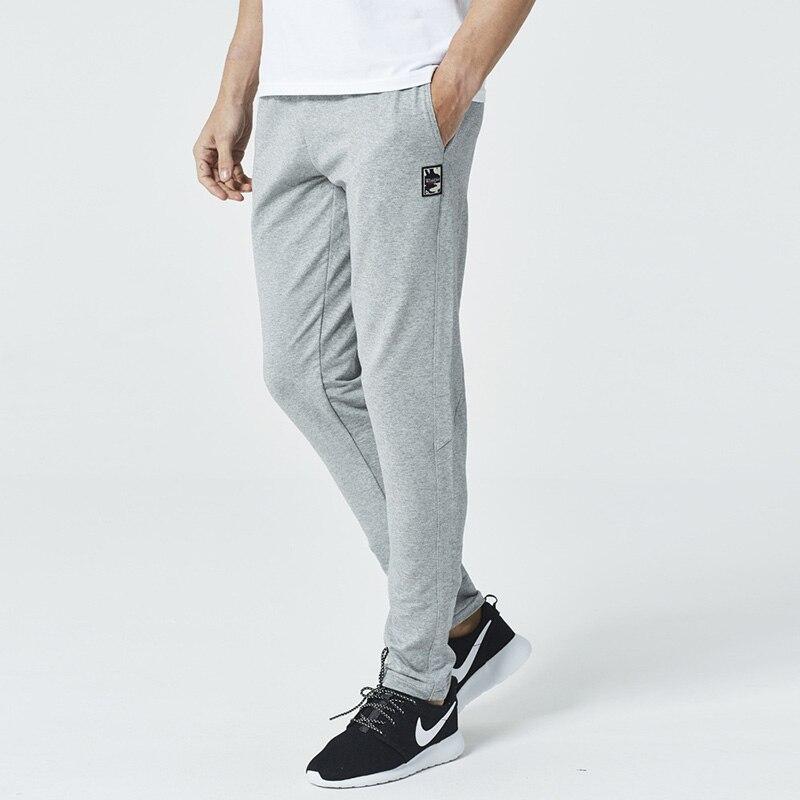 Brand New Mens Casual Pants Spring Autumn Designer Solid Color Plus Size Slim Fat Stretch Pants Men Loose Sweat Pants AFLK27
