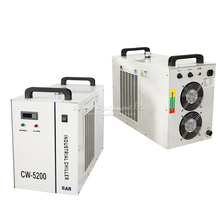 Industrial Water chiller CW 5200AH laser machine cw5200 For CNC Spindle Cooling цены