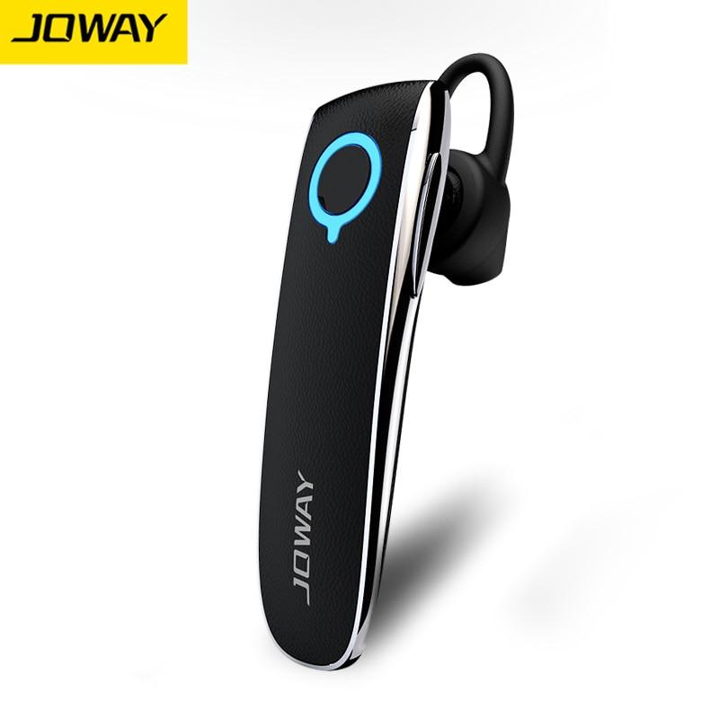 JOWAY H05 Wireless Bluetooth Earphone Business Headset Headphones Earbud With Microphone Handsfree Earphone Ear For Phone PC