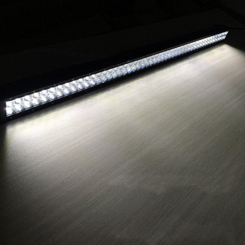 Honzdda 288 watt 50 Inch Led lichtleiste Halo Ring12 Farben RGB ...