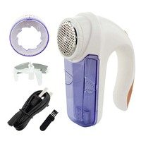 Clothing Lint Remover Cutter Rechargeable Clothes Brush Pill Fluff Wool Sweater Fabric Fuzz Ball Shaver Lint