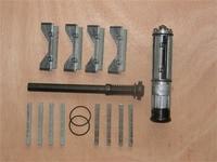 Профессиональные станки Диаметр цилиндра инструмент для хонингования хонинговая головка абразивный блок двойной точильный камень отточи