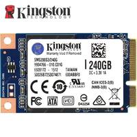 Kingston SSDNow MS200 Drive MSATA SSD Solid State Drive 120GB 240GB Internal Solid State Drive Hard