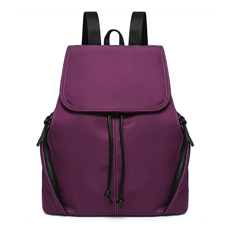 Stylish Small Clear Backpack Women Mini Backpacks for Girls Cute Purple  Backpacks High School Back Pack 2017 -in Backpacks from Luggage   Bags on … 3ad1c62fcf23d