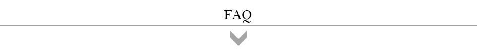 4 . FAQ