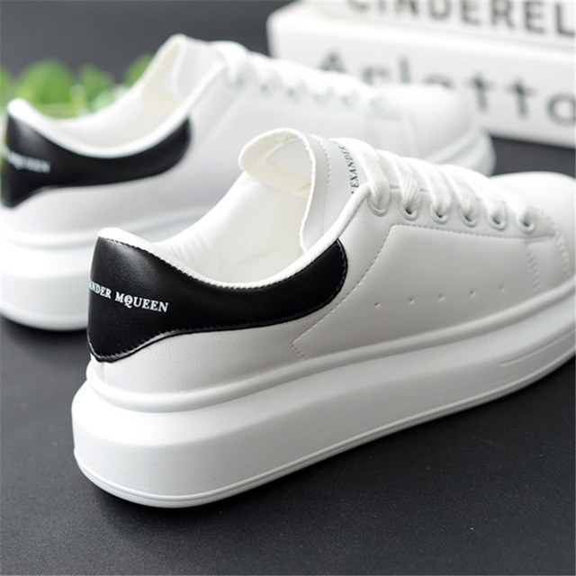N Shoes Men zapatos mujer Brand White Sneakers Men and Women Breathable Running Shoes Woman Man bayan ayakkabi chaussure femme