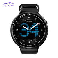 2018 Smart Life Waterproof 3G GPS Heart Rate Monitor Bluetooth 4.0 Quad Core GPS Tracker on Wrist WIFI Smart GPS Tracking