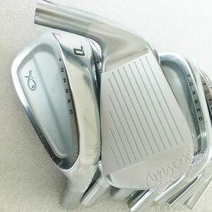 Image 2 - 新しいゴルフヘッド CB 003 鍛造ゴルフアイアン 3 9P 右利きアイアンヘッドセットなしゴルフシャフト Cooyute 送料無料