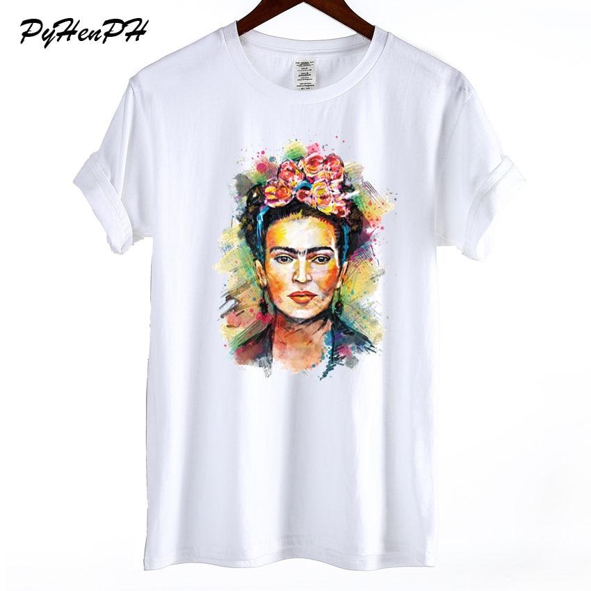 Mexicain Peintre T-shirt D'été de Femmes Casual Coton T-shirt Femmes T-shirt Femme À Manches Courtes Col Rond Mexique Tops Camisetas