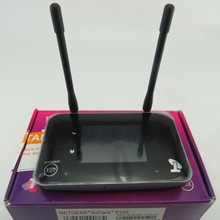 Unlocked Netgear Aircard AC810S 4G LTE Cat11 WiFi Mobile Hotspot Router plus antenna