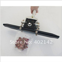 400 MM handleiding plastic zak sluitmachine  handleiding sealer