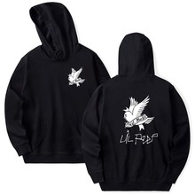 Lil Peep Hoodies Love lil.peep men/women Hooded Pullover sweatershirts male/female sudaderas cry baby hood hoddie Sweatshirts(China)