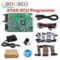 Nova Geração K TAG ECU Ferramenta de Programação Firmware V2.13 V6.070 KTAG K-TAG ECU Mestre Versão Sem Tokens Limitada Chip de 6 línguas