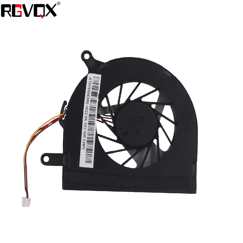 Купить с кэшбэком New Original Laptop Cooling Fan for Lenovo ideapad G400 G500 PN: MG60120V1-C270-S99 KSB0605HC DFS470805CL0T CPU Cooler/Radiator