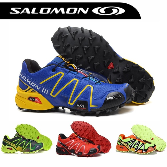 be6b209f2b9e Salomon Speedcross 3 CS Sport Men Outdoor Shoes Breathable Zapatillas  Hombre Male Fencing Sneaker Speed Cross 3 Hiking shoes