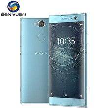 Разблокированный смартфон sony Xperia XA2, Восьмиядерный процессор 5,2 дюйма, 3 ГБ ОЗУ, 32 Гб ПЗУ, камера 23 МП, 4G LTE XA2, мобильный телефон